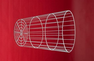 Conical Wire Safety Guard