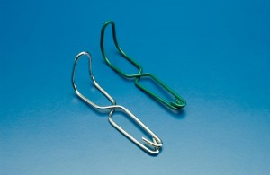Powder Coated Wire Clip